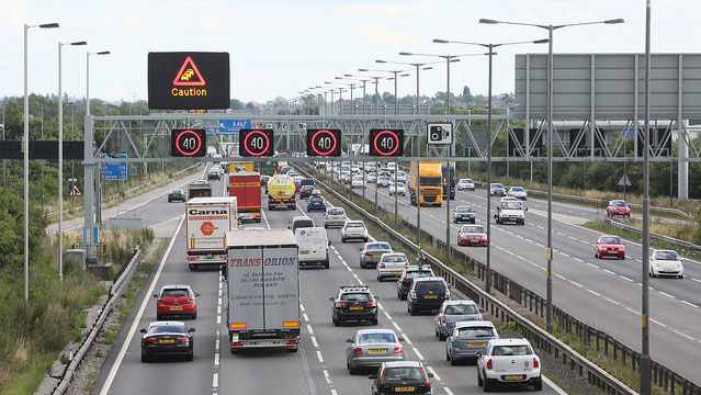 Statistically, smart motorways are exceptionally safe