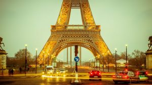 The World's Absolute Worst Places To Drive...Paris