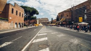 The World's Absolute Worst Places To Drive...Rome