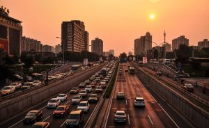 The World's Absolute Worst Places To Drive...Beijing