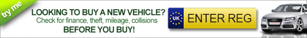 Instant Car Check banner