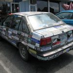 A Football Sticker Could Invalidate Your Car Insurance