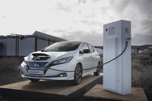 Nissan Leaf Owners To Be Able To Sell Electricity Back To The Grid